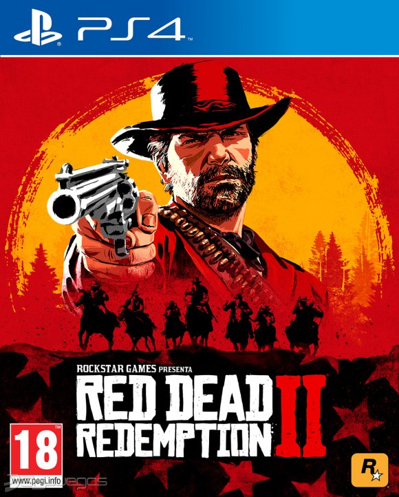 Red Dead Redemption 2 Para Ps4 3djuegos