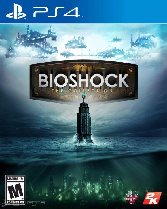 Descarga gratis el juego de Bioshock The Collection [PS4][USA][PKG][4.05][Mega-Google Drive]