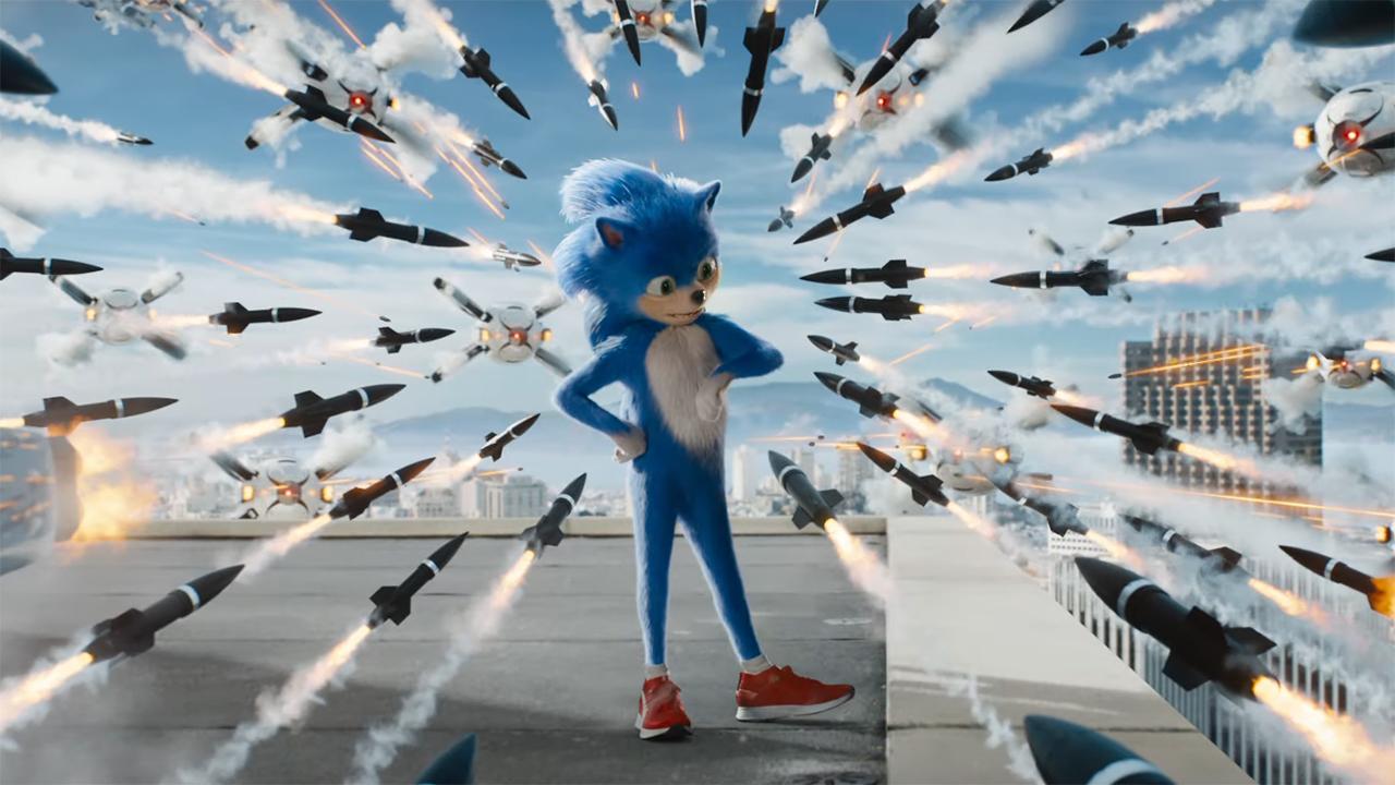 La película de Sonic the Hedgehog se retrasa hasta 2020