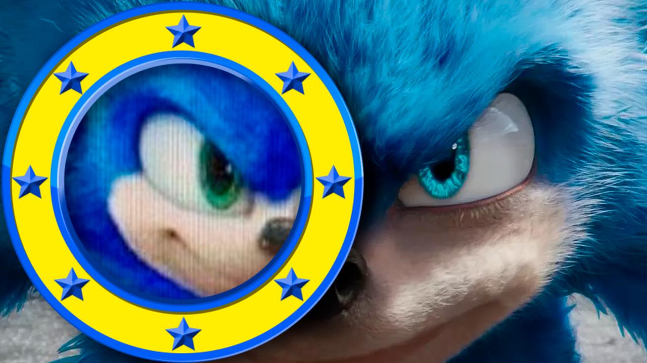 El rediseño luce mucho mejor en este póster — Sonic The Hedgehog