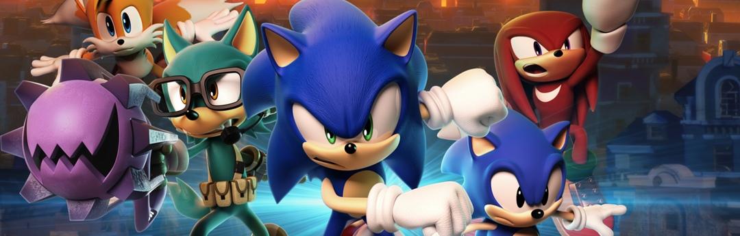 Análisis Sonic Forces