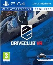 Carátula de Driveclub VR - PS4