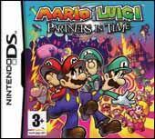 Car�tula de Mario & Luigi