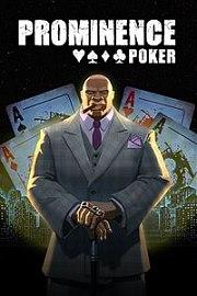 Carátula de Prominence Poker - PS4