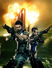 Carátula de Resident Evil 5 - Nintendo Switch