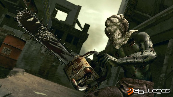 Resident Evil 5 - Impresiones jugables