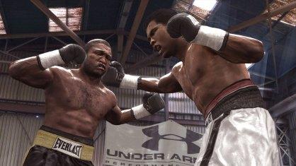 Fight Night Round 3 PS3
