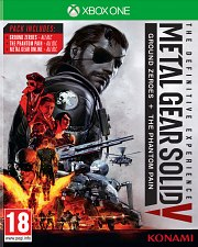 MGS V: The Definitive Experience Xbox One