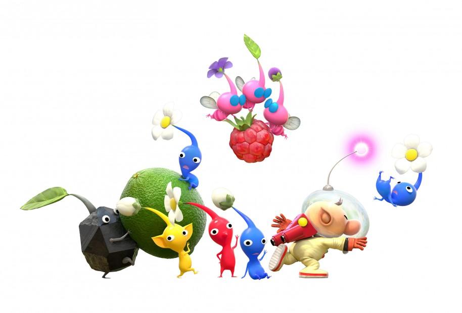 Hey! Pikmin 3DS