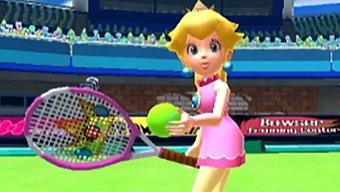 Mario Sports Superstars: ¡Buen saque!