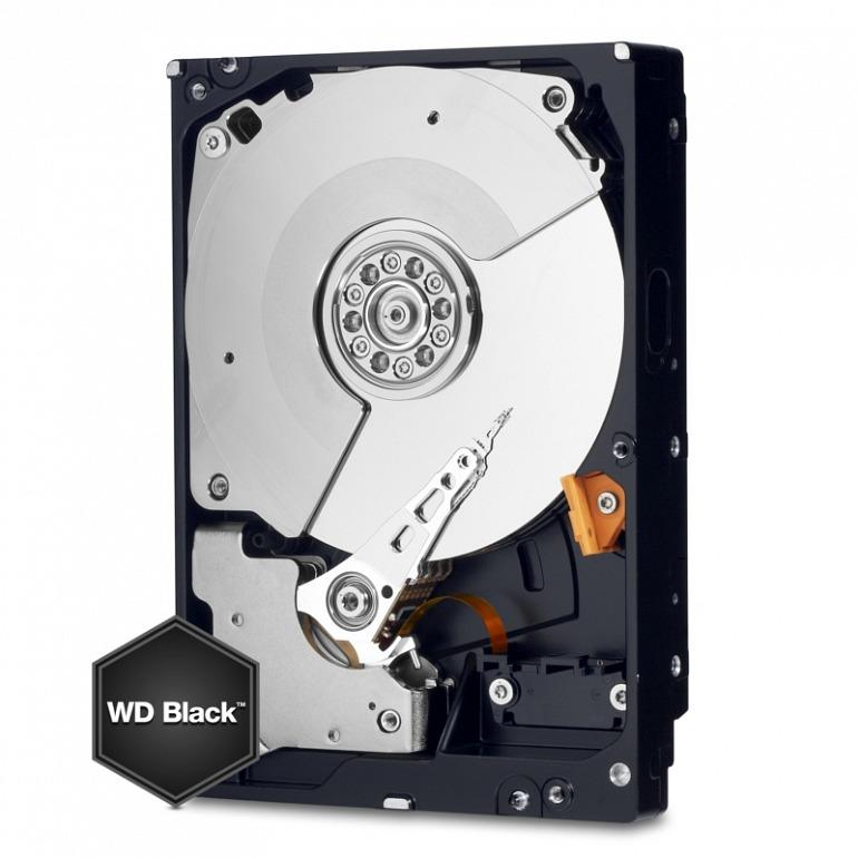 Western Digital Black 6TB WD6001FZWX