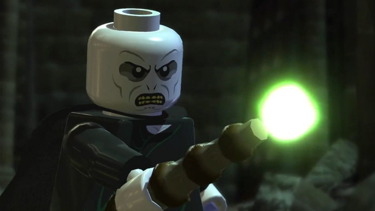 Lego Harry Potter Collection Trailer De Lanzamiento Ps4