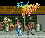 Carátula de Final Fight - SNES