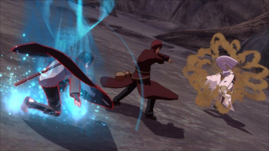 Naruto Ultimate Ninja Storm 4 - Road to Boruto análisis