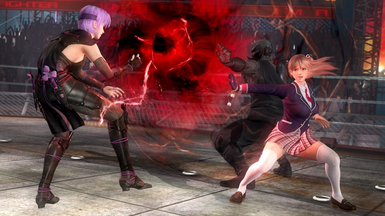 Dead or Alive 5: Last Round Core Fighters