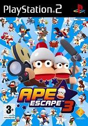 Carátula de Ape Escape 3 - PS2