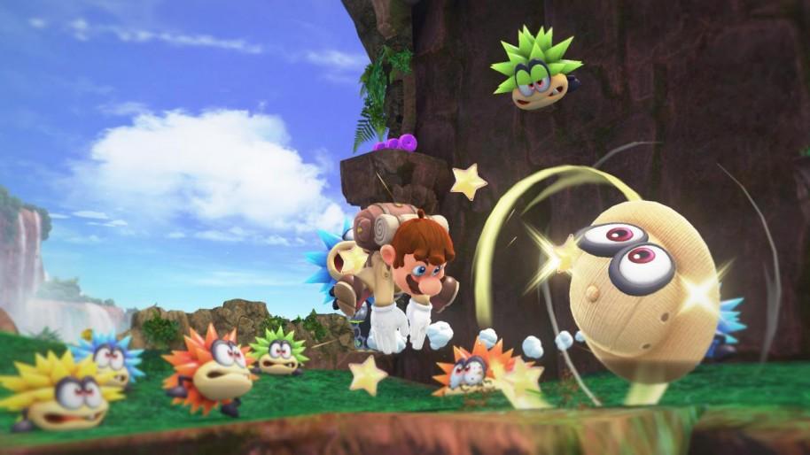Super Mario Odyssey: Super Mario Odyssey conquista el E3