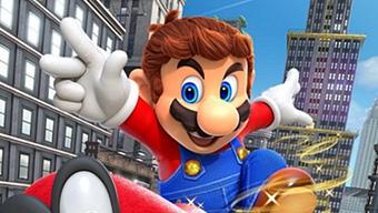 Video Super Mario Odyssey, Vídeo Impresiones E3 2017