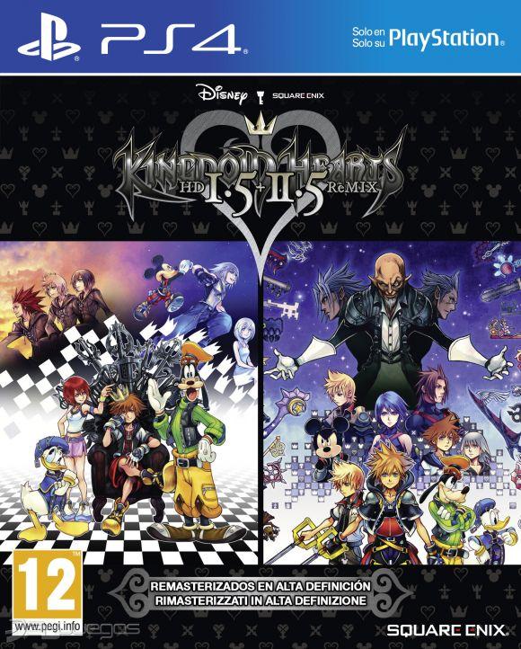 Cual Es El Orden De Los Juegos Kingdom Hearts Hd 1 5 2 5