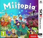 Carátula de Miitopia - 3DS