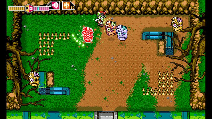 Blaster Master Zero 3DS