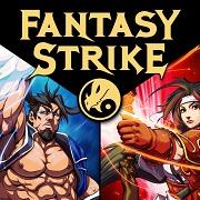 Carátula de Fantasy Strike - Nintendo Switch