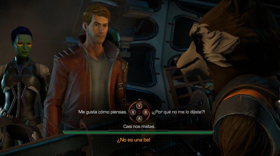 Guardianes de la Galaxia - The Telltale Series Xbox One