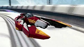 Video WipEout Omega Collection, Evolución de la Saga