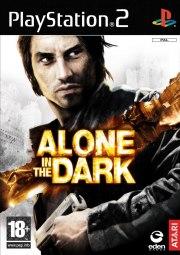 Carátula de Alone in the Dark - PS2