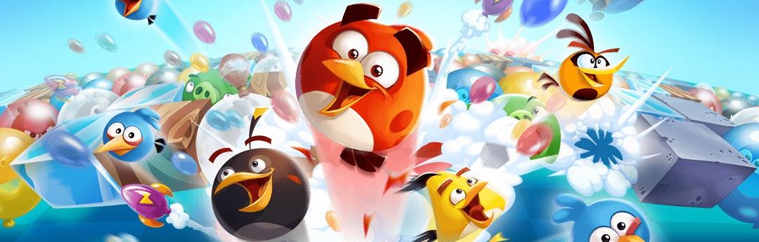 Análisis Angry Birds Blast
