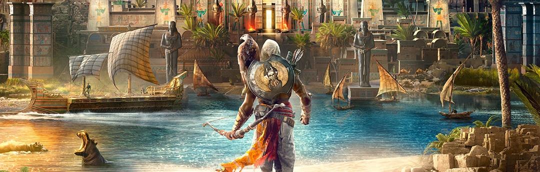 Assassin's Creed Origins - Video Impresiones E3 2017