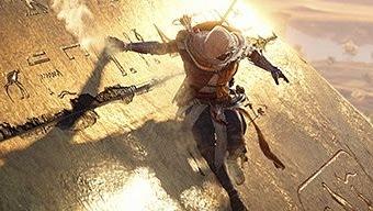 Video Assassin's Creed: Origins, Tráiler de Anuncio