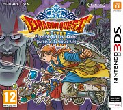 Carátula de Dragon Quest VIII - 3DS