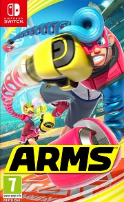 Carátula de ARMS - Nintendo Switch