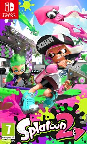 Splatoon 2 Para Nintendo Switch 3djuegos