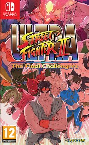 Ultra Street Fighter 2 Nintendo Switch