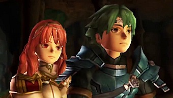 Video Fire Emblem Echoes: Shadows of Valentia, Tráiler de Presentación
