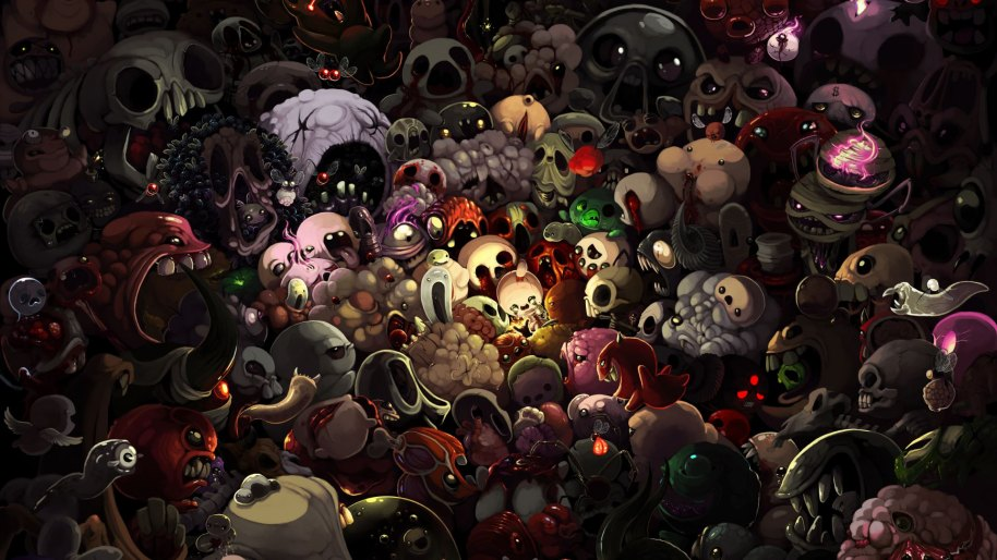 The Binding of Isaac Afterbirth + Nintendo Switch
