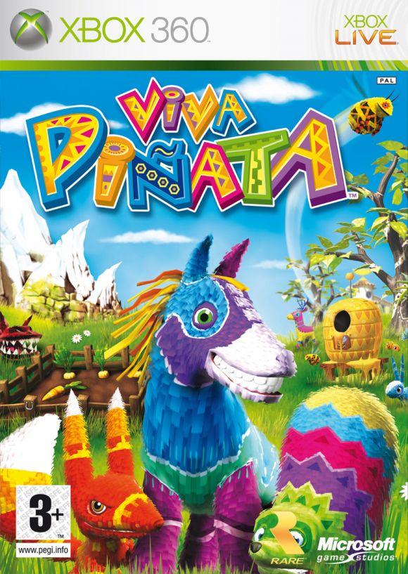 Viva Pinata Para Xbox 360 3djuegos