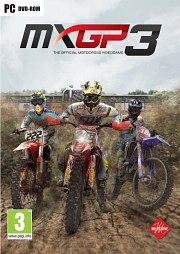 Carátula de MXGP3 - PC