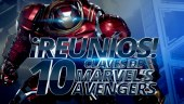 Nuevo gameplay y 10 cosas que necesitas saber de Marvel's Avengers
