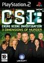 CSI: Las 3 Dimensiones del Asesinato