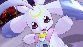 Video Digimon Story: Hacker's Memory, Digimon Story Hacker's Memory: Primer Tráiler (JP)