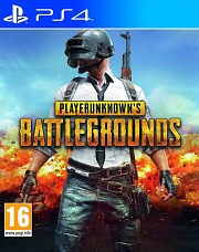 Carátula de PlayerUnknown's Battlegrounds - PS4
