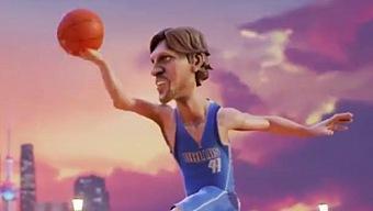 Video NBA Playgrounds, Tráiler de Anuncio