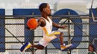 Video NBA Playgrounds, Tráiler Gameplay
