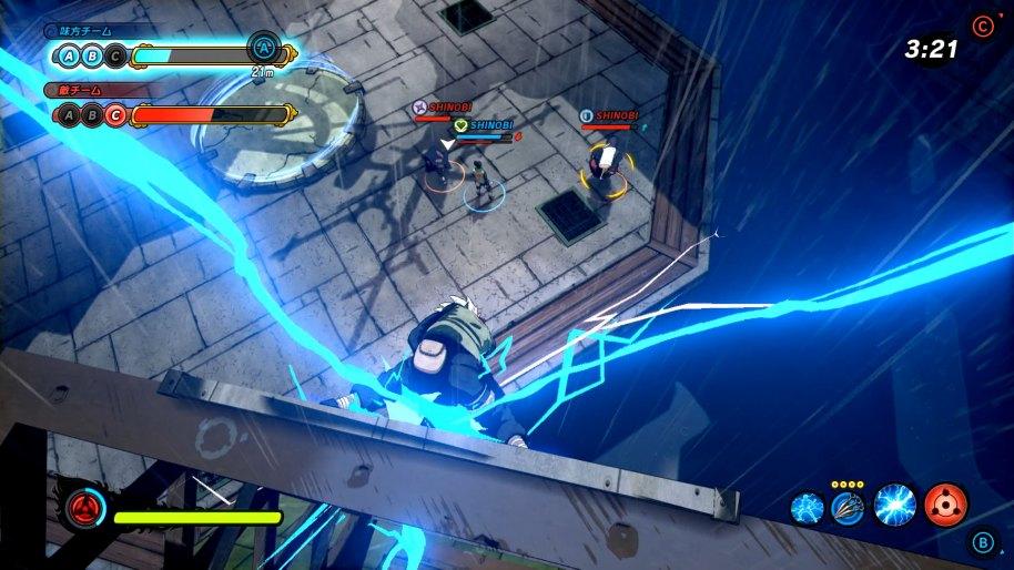 Naruto to Boruto Shinobi Striker análisis