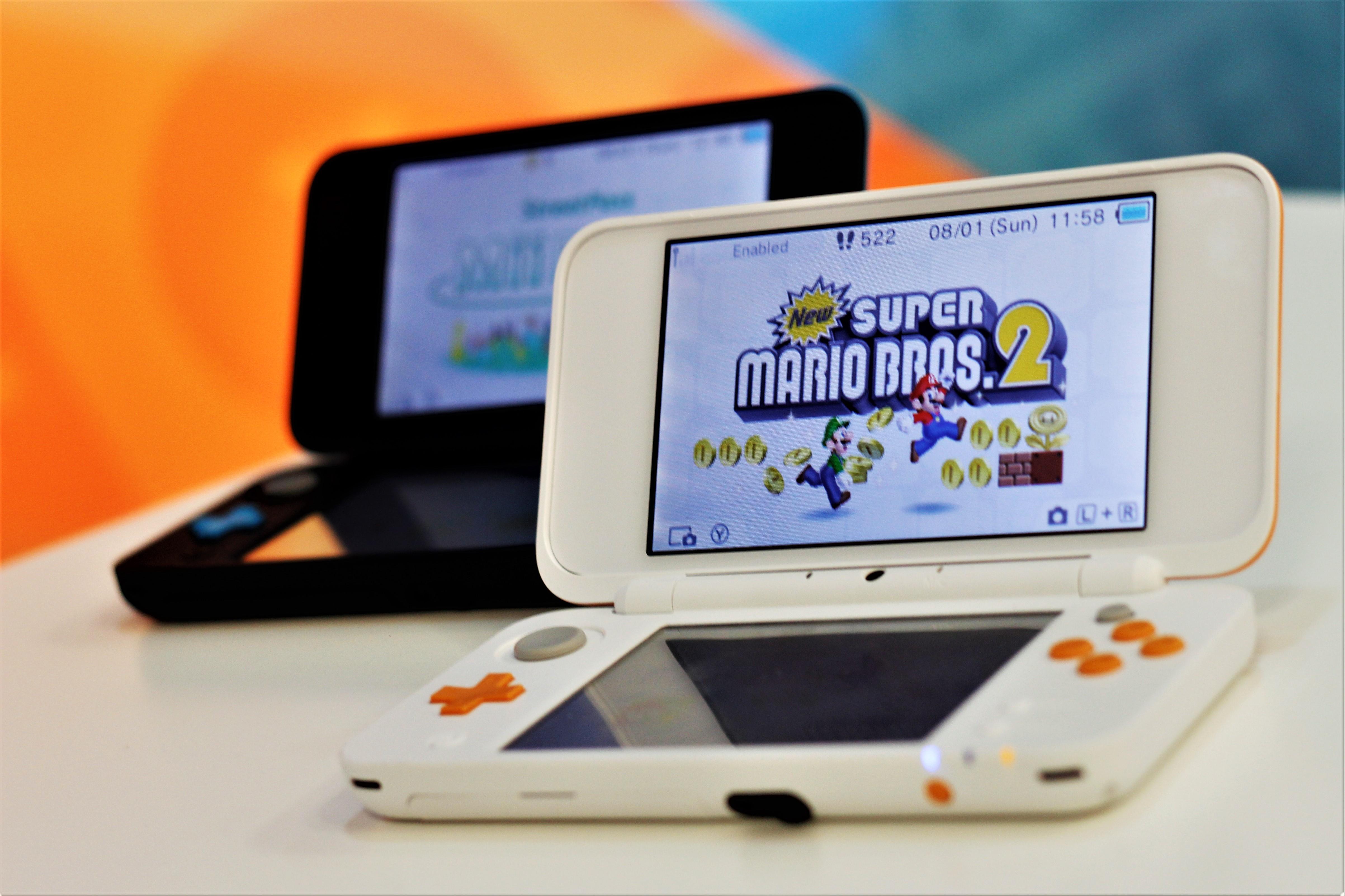 Nintendo Estudia Lanzar Una Sucesora De 3ds 3djuegos
