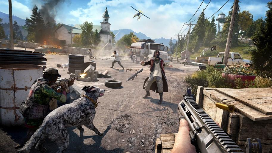 Far Cry 5: Far Cry 5 y sus 5 grandes promesas