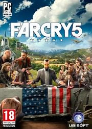 Carátula de Far Cry 5 - PC